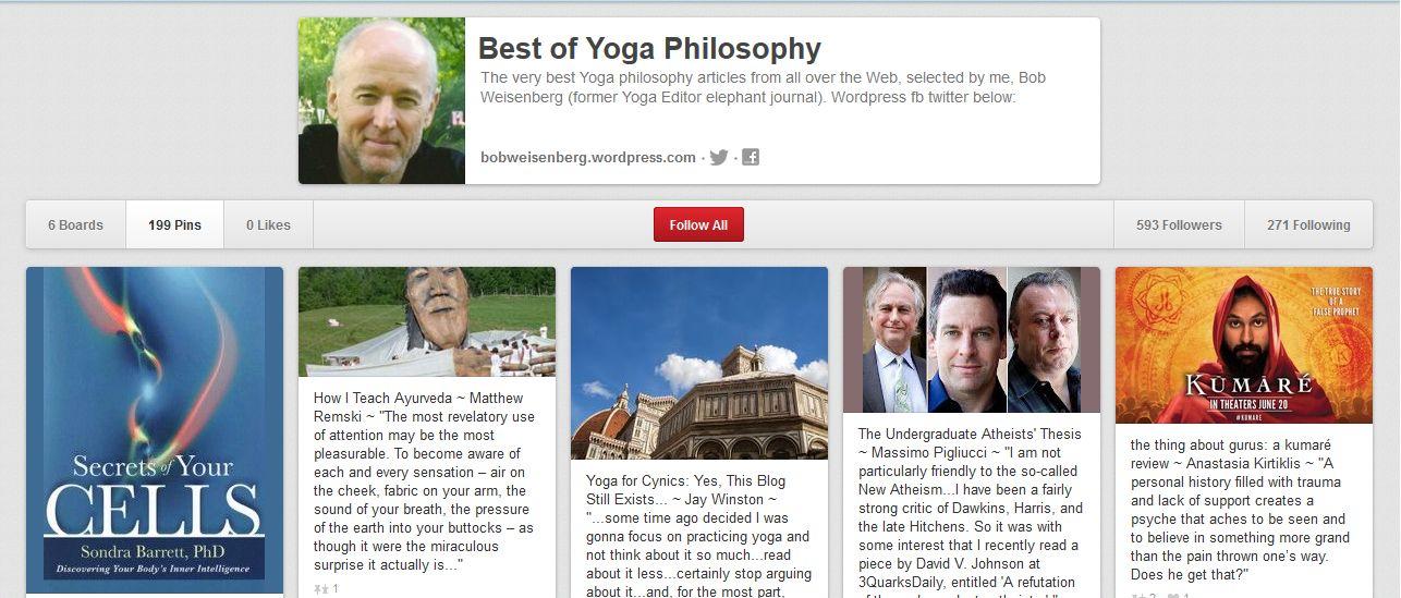 Best of Yoga Philosophy Pinterest Imaga